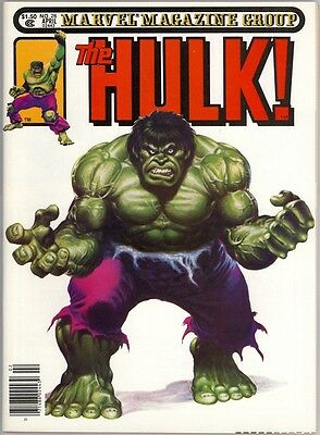 Rampaging Hulk #26 - VF+