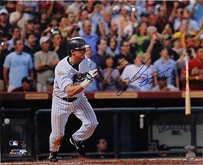 Craig Biggio Signed Houston Astros 16x20 Photo Tri-Star