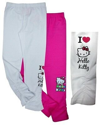 Hello Kitty Leggings Hose 92 98 104 110 116 122 128 134 Sweathose Leggins Peppa
