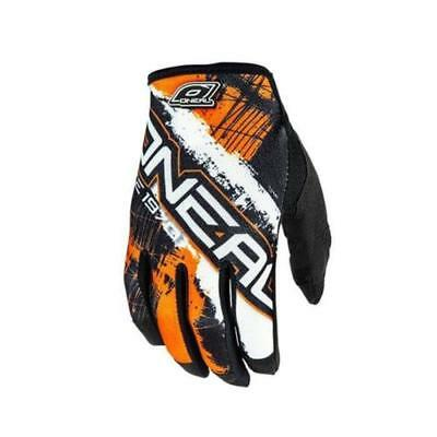 ONeal Jump Motocross / MTB guanti 2016 Shock - schwarz/Orange