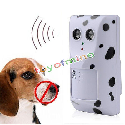 Humanity ultrasonic no bark control anti deterrent stop dog barking silencers