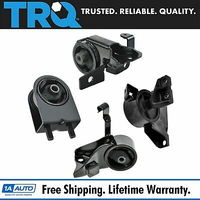 99-00 For Mazda Protege 1.8L Motor /& Trans Mount Kit 4PCS Auto Transmission!M103