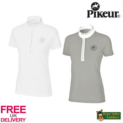 Pikeur Ladies Competition Shirt Show Shirt (548) FREE UK Shipping