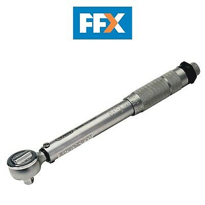 Draper 54627 3/8In Drive 10 - 80Nm Torque Wrench