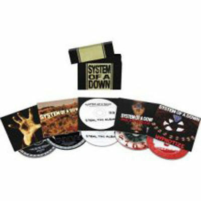 System Of A Down - System Of A Down (album Bundle NEW CD