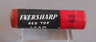 Eversharp Vintage 0.9mm short Lead--red