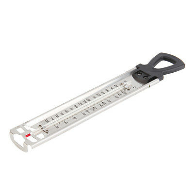 New Stainless Steel Kitchen Craft Cooking Thermometer For Jam Sugar Candy GK