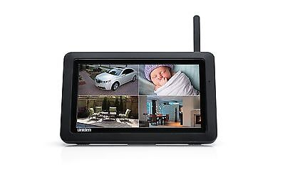 """Uniden Digital Wireless 7"""" Replacement LCD Monitor for UDR744 & UDRC24 Cameras"""