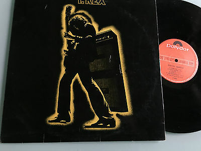 LP ITALY 1ST 1972 RARE  T. Rex – Electric Warrior Label: Polydor – Marc Bolan