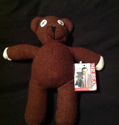 Mr bean teddy 9 Inch Uk Seller Cute brand new