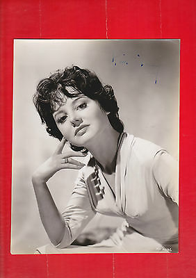 Film star, Theatre, Kim Tracy with Charlie Drake, signed photo, Autograph.