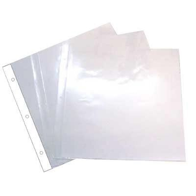"250 Page 12x12"" 30x30cm Scrapbooking Album Refills with white paper - Brand NEW"