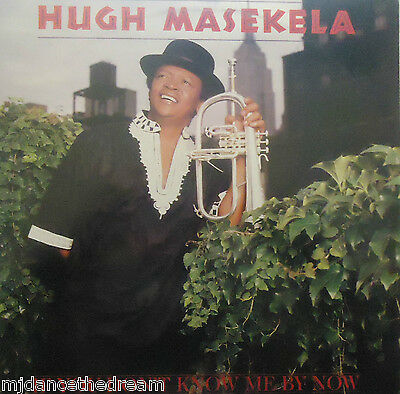 "HUGH MASEKELA - If You Dont Know Me By Now ~ 12"" Single PS US PRESS PROMO"