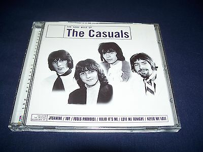Very Best of the Casuals UK Import 1997 CD XCLNT Condition 20 Trax 60's Pop Rock