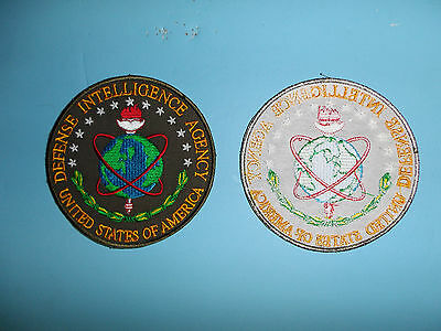 b2352 United States of America Defense Intelligence Agency patch