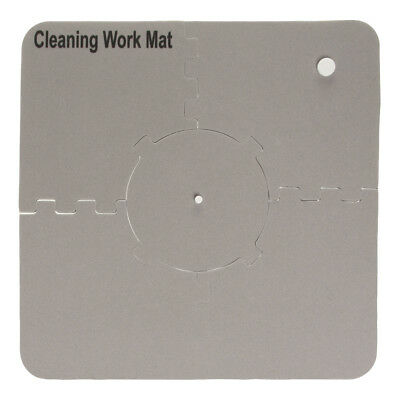 analogis - Vinyl Cleaning Workmat Grey