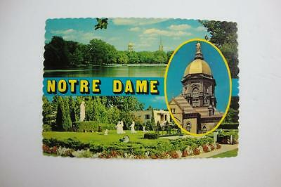 540) The University Of Notre Dame Administration Building's Golden Dome Indiana