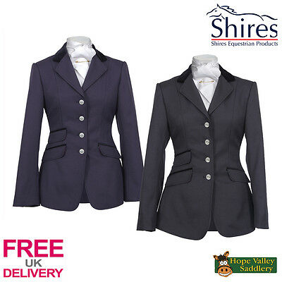 Shires Marlow Ladies Show Jacket (9566) - Sale **FREE UK Shipping**