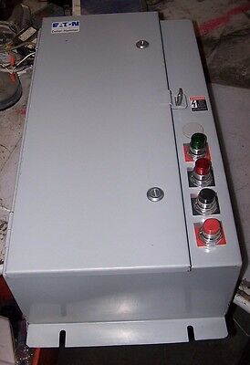 New Cutler Hammer A202K3Cam Enclosed Lighting Contactor 100 Amp 120 Vac Coil