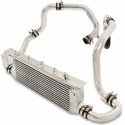 Front Mount Intercooler Fmic Kit Subaru Impreza Gda Newage Wrx Sti Blob Hawk Eye