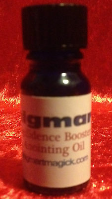 Confidence Boost Anointing Oil 10ml - Boost confidence, break down barriers!!