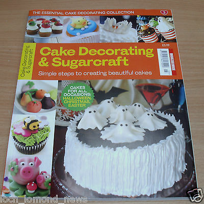 The Essential Cake Decorating Collection magazine #3 Cake Decorating& Sugarcraft