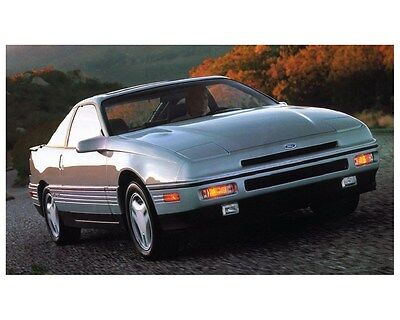 1989 Ford Probe GT Turbo Factory Photo ca4840