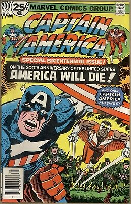 Captain America #200 - VF