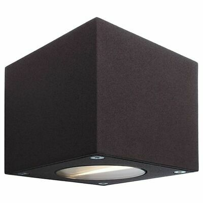 Outdoor LED-Wandleuchte Cubodo, Up & Down - Anthrazit