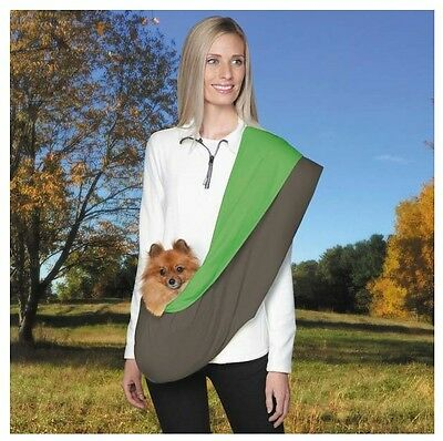 Insect Shield Reversible Dog Sling Carriers - Protect Your Dogs From Biting Bugs