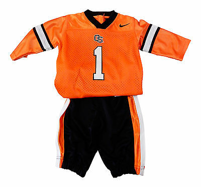 Nike Oregon State Beavers Football Uniform Baby Infant Halloween Jersey Kids