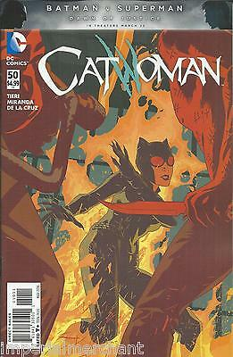 DC Catwoman comic issue 50