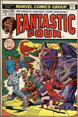 Fantastic Four #135 - VF+