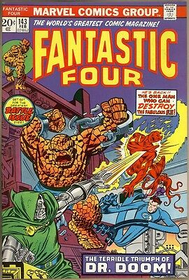 Fantastic Four #143 - VF