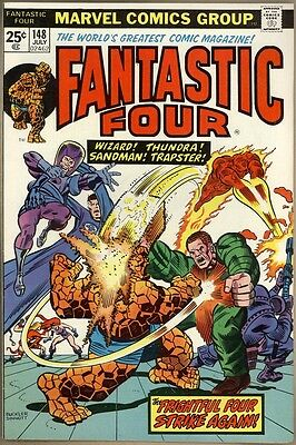 Fantastic Four #148 - FN/VF