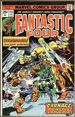 Fantastic Four #157 - VF+