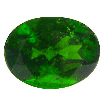 1.32Ct TOP MOST AMAZING RARE ! BEAUTIFUL 100% NATURAL RUSSIAN CHROME DIOPSIDE