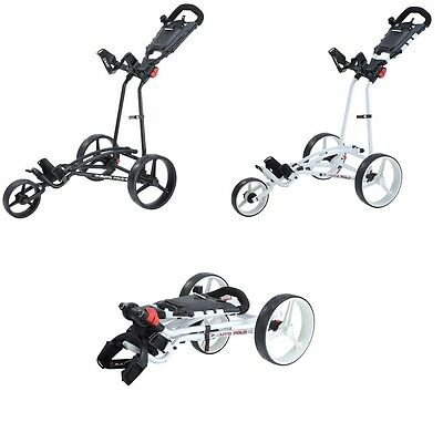 Big Max Golf TI 1000 Autofold+ Easy Fold Golf Trolley