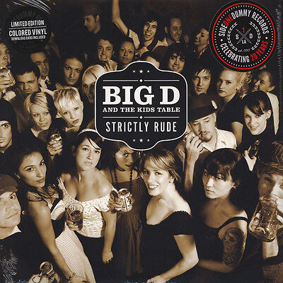 Big D And The Kids Table - Strictly Rude Vinyl US 2LP