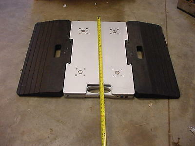 2 new Portable Truck Axle Scales 20,000 LB Each