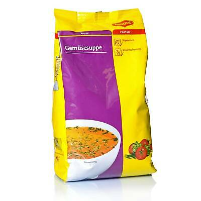 Maggi Klare Gemüsesuppe Automatensuppe 6 x 1kg Instantsuppe