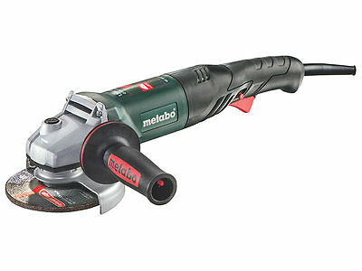 Metabo WP1500-125RT/2 240v 1500w 5in Angle Grinder