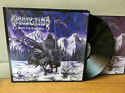 2  LP  2006 NM  Dissection – Storm Of The Light's Bane (The Ultimate Reissue)