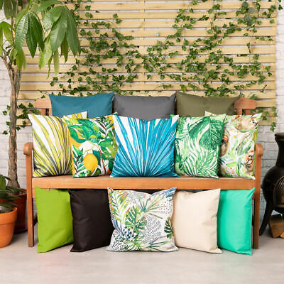 Garden Scatter Cushion for Outdoor Furniture Water Resistant Cushions Seat Bench