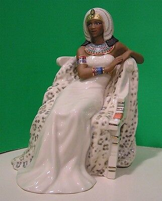 LENOX CLEOPATRA Egyptian Figurine NEW in BOX with COA Queen Egypt