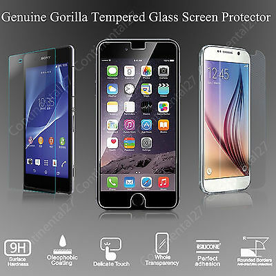 Premium 9H Screen Protector Tempered Glass Protective Film For Various phone ONE