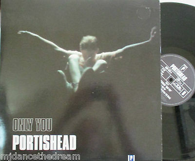 "PORTISHEAD ~ Only You ~ 12"" Single PS"