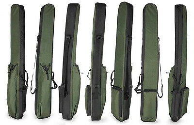 ROD BAG FISHING CASE 140cm up to 2 rods