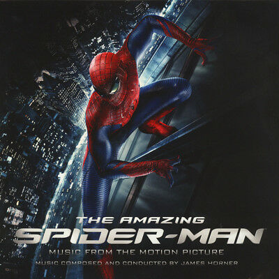 James Horner - OST Amazing Spiderman: Music From The Motion Picture Vinyl US 2LP