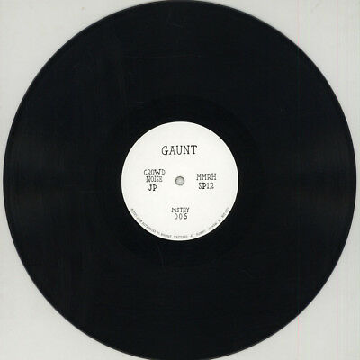 "Gaunt - Crowd Noise (Vinyl 12"" - 2015 - EU - Original)"